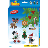 Hama Beads Christmas Kit
