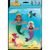Hama Beads Mermaids Kit