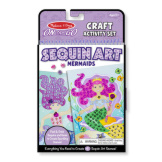 Sequin Scenes Activity Set Mermaids