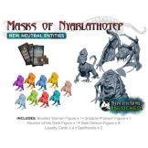 Cthulhu Wars Masks Of Nyarlathotep