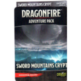 D&D Dragonfire Sword Mountains Crypt Adventure Pack
