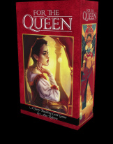 For The Queen A Story building Card Game