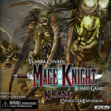 Mage Knight Krang Expansion