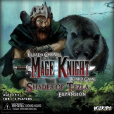 Mage Knight Shades of Tezla