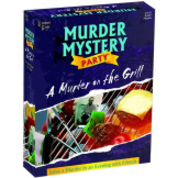 Murder Mystery Murder On The Grill