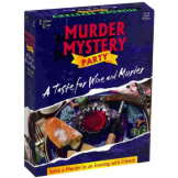 Murder Mystery A Taste For Wine & Murder