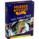 Murder Mystery Pasta, Passion & Pistols