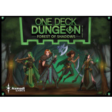 One Deck Dungeon Forest