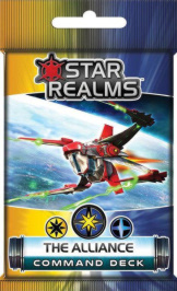 Star Realms Command Deck The Alliance