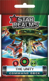 Star Realms Command Deck The Unity