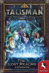 Talisman 4th Ed. The Lost Realms