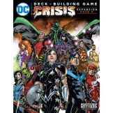 DC Deck Building Game Crisis Pack #4