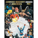 DC Deck Building Game Crossover Pack #1 JSA