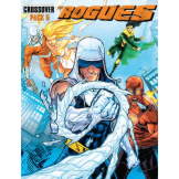 DC Deck Building Game Crossover #5 The Rogues