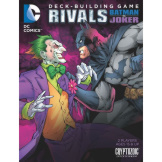 DC Deck Building Game Rivals Batman vs Joker