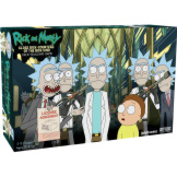 Rick & Morty Close Rick-Counters of The Rick Kind