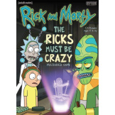 Rick & Morty The Ricks Must Be Crazy