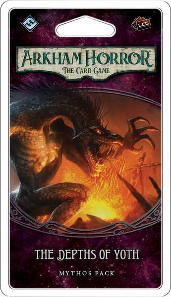 Arkham Horror LCG The Depths Of Yoth