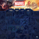 Marvel Champions LCG Playmat 1-4 Player