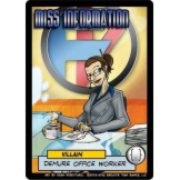 Sentinels Of The Multiverse Miss Information