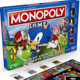Monopoly Sonic Gamer Edition