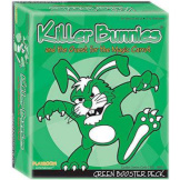 Killer Bunnies Quest For The Magic Carrot Green Booster