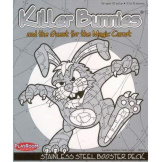 Killer Bunnies Quest For The Magic Carrot Steel Booster