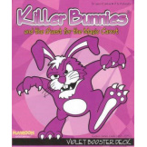 Killer Bunnies Quest For The Magic Carrot Violet Booster