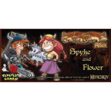 Red Dragon Inn Allies Spyke And Flower
