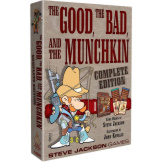 Munchkin The Good The Bad & The Munchkin Complete Edition