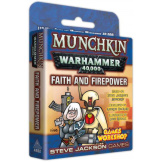 Munchkin Warhammer 40K Faith And Firepower