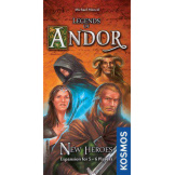 Legends of Andor New Heroes