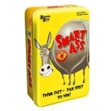 Smart Ass Card Game Tin