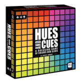 Hues & Cues Party Game