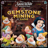 Snow White Gemstone Mining Game