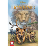 DISNEY LION KING Graphic Novel VOL 01 WILD SCHEMES AND CATASTROPHES