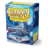 Dragon Shield Sleeves Matte Blue 100ct