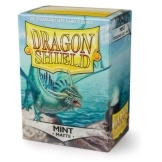 Dragon Shield Sleeves Matte Mint 100ct