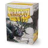 Dragon Shield Sleeves Matte Mist 100ct
