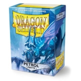 Dragon Shield Sleeves Matte Petrol 100ct