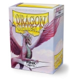 Dragon Shield Sleeves Matte Pink 100ct