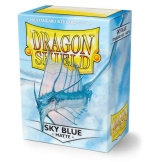 Dragon Shield Sleeves Matte Sky Blue 100ct