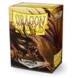 Dragon Shield Sleeves Matte Umber 100ct