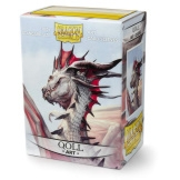 Dragon Shield Sleeves Art Qoll 100ct