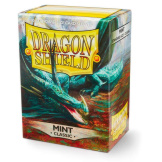 Dragon Shield Sleeves Mint 100ct
