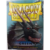 Dragon Shield Sleeves Green 100ct