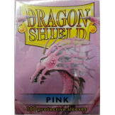 Dragon Shield Sleeves Pink 100ct
