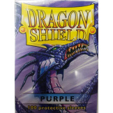 Dragon Shield Sleeves Purple 100ct
