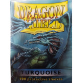 Dragon Shield Sleeves Turquiose 100ct