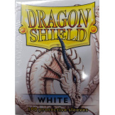 Dragon Shield Sleeves White 100ct